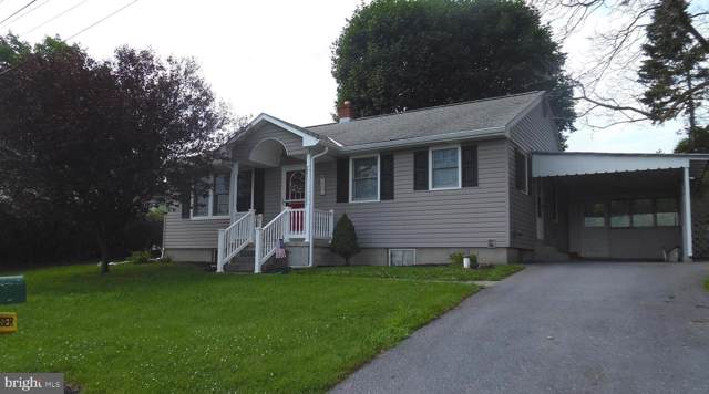 3321 Hillside Drive, LEBANON, PA 17046 (#PALN107192) :: The Joy Daniels Real Estate Group