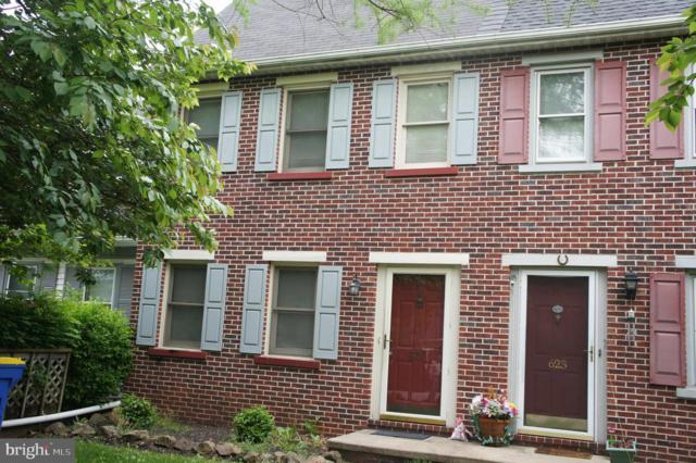 627 Oak Street, DENVER, PA 17517 (#PALA133564) :: Teampete Realty Services, Inc