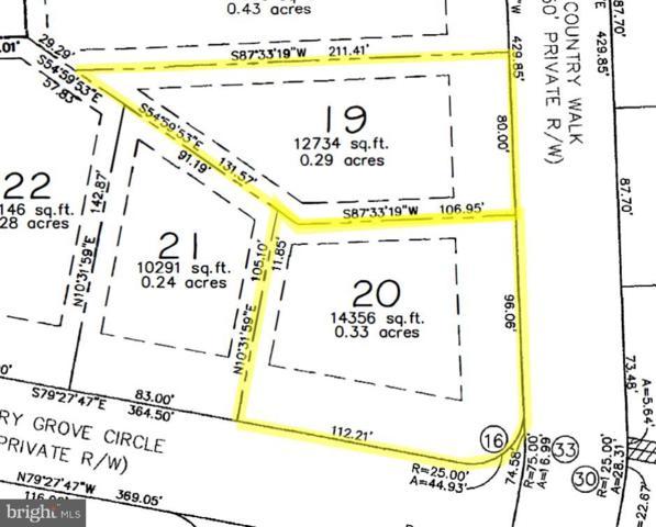 Lot 20 Country Walk Grove, DELMAR, DE 19940 (#DESU141350) :: The Rhonda Frick Team