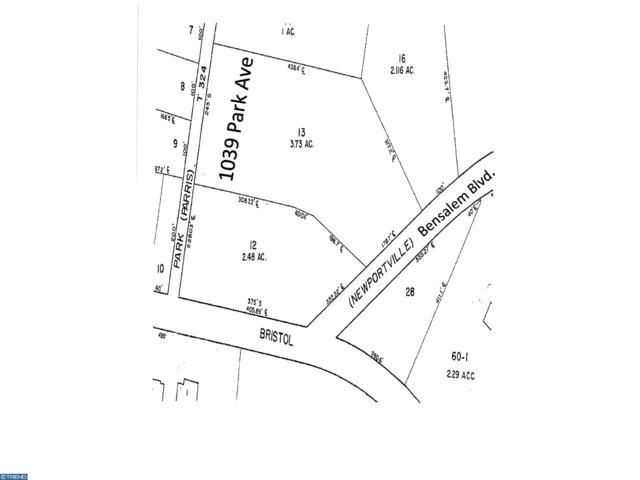 1039 Park Avenue, BENSALEM, PA 19020 (#PABU470316) :: Kathy Stone Team of Keller Williams Legacy