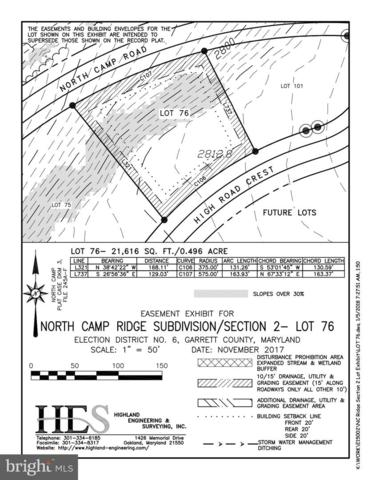 LOT 76 High Road, MC HENRY, MD 21541 (#MDGA130636) :: Network Realty Group