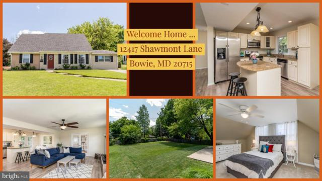 12417 Shawmont Lane, BOWIE, MD 20715 (#MDPG530458) :: Bob Lucido Team of Keller Williams Integrity