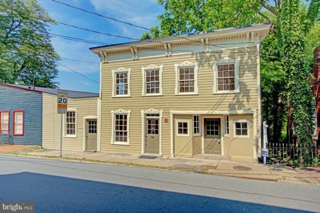15481 Second Street, WATERFORD, VA 20197 (#VALO385782) :: Dart Homes