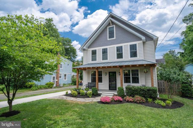 119 S Spring Street, FALLS CHURCH, VA 22046 (#VAFA110436) :: Browning Homes Group