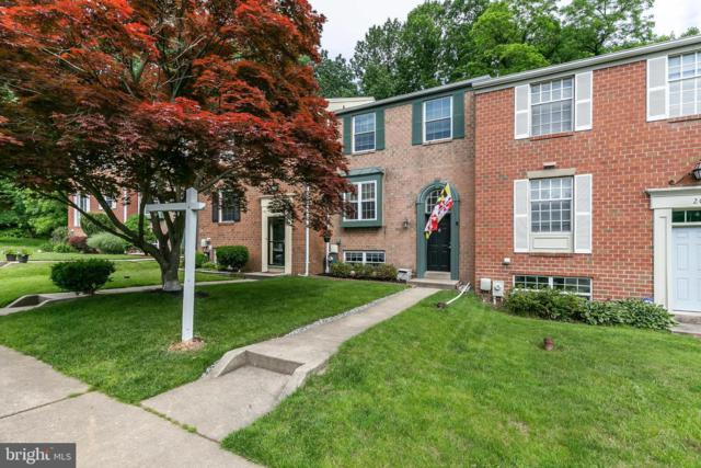22 Collis Court, LUTHERVILLE TIMONIUM, MD 21093 (#MDBC460062) :: Radiant Home Group