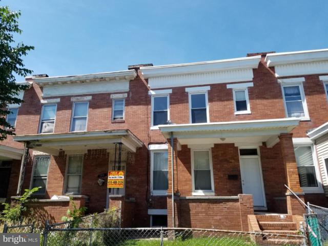 1718 E 31ST Street, BALTIMORE, MD 21218 (#MDBA470938) :: Eng Garcia Grant & Co.