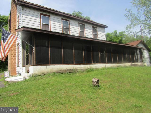 1001 Dellville Road, DUNCANNON, PA 17020 (#PAPY100906) :: Flinchbaugh & Associates