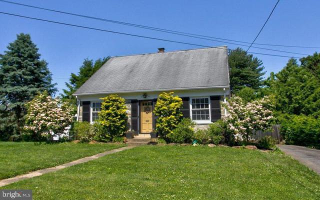 20 N Duke Street, MILLERSVILLE, PA 17551 (#PALA133710) :: Younger Realty Group