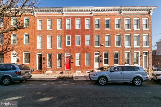 713 Scott Street, BALTIMORE, MD 21230 (#MDBA470990) :: Dart Homes