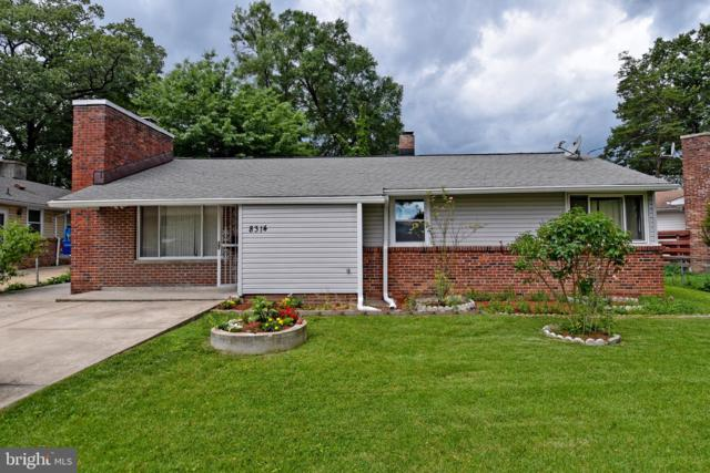 8314 Tahona Drive, SILVER SPRING, MD 20903 (#MDMC662120) :: The Redux Group