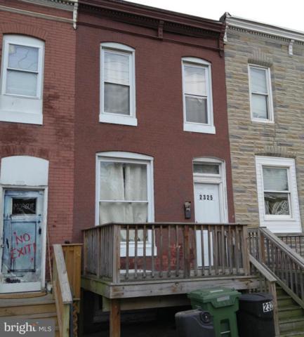 2325 Washington Boulevard, BALTIMORE, MD 21230 (#MDBA471012) :: Dart Homes