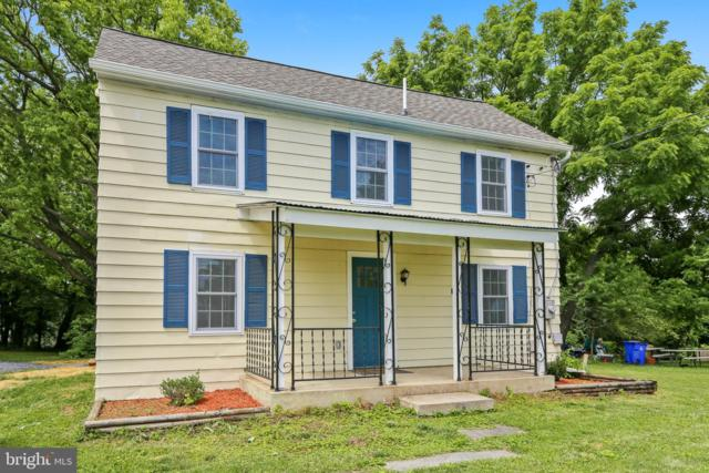 7822-A Fingerboard Road, FREDERICK, MD 21704 (#MDFR247550) :: The Miller Team