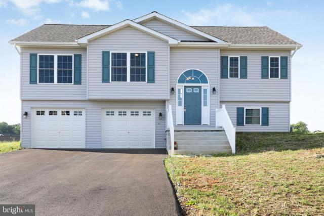 524 Spyglass Drive, MARTINSBURG, WV 25403 (#WVBE168280) :: The Maryland Group of Long & Foster Real Estate