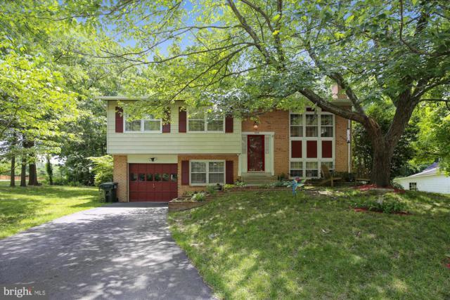 7209 Briarcliff Drive, SPRINGFIELD, VA 22153 (#VAFX1066998) :: John Smith Real Estate Group
