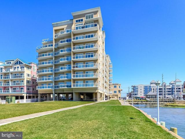 4601-B Coastal Highway #605, OCEAN CITY, MD 21842 (#MDWO106746) :: Barrows and Associates