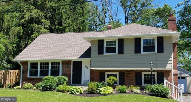 508 Bickmore Drive, WALLINGFORD, PA 19086 (#PADE492926) :: The Force Group, Keller Williams Realty East Monmouth