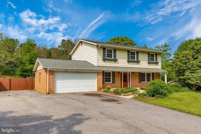 2302 Persimmon Drive, IJAMSVILLE, MD 21754 (#MDFR247614) :: Jim Bass Group of Real Estate Teams, LLC