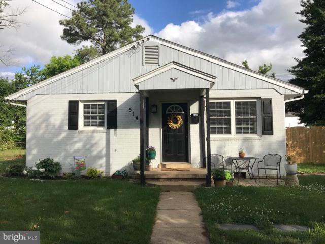 514 Woodford Street, FREDERICKSBURG, VA 22401 (#VAFB115132) :: Browning Homes Group