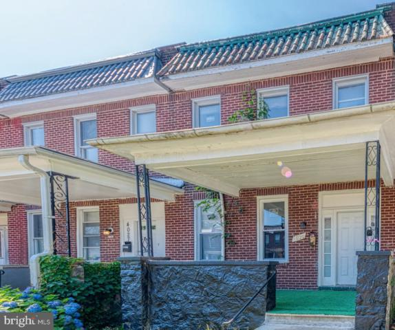 4029 W Cold Spring Lane, BALTIMORE, MD 21215 (#MDBA471224) :: Radiant Home Group