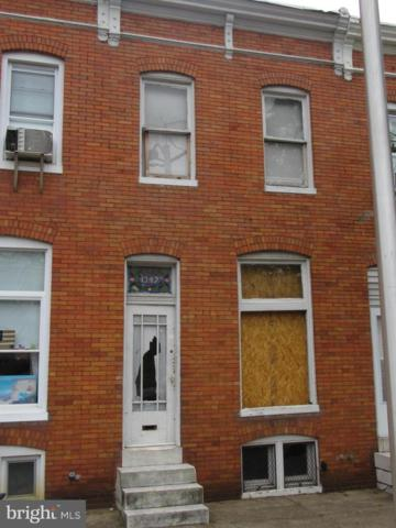 1347 Herkimer Street, BALTIMORE, MD 21223 (#MDBA471252) :: Radiant Home Group