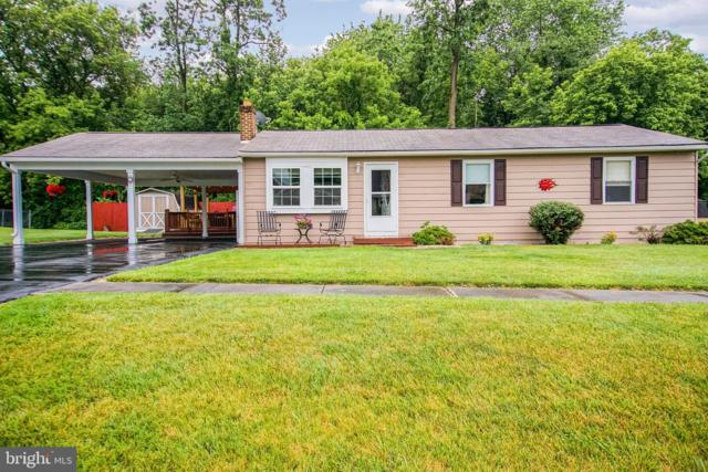 13 Chips Court, SMITHSBURG, MD 21783 (#MDWA165324) :: AJ Team Realty