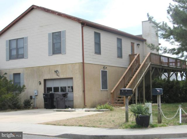 163 Winter Harbor Drive, OCEAN CITY, MD 21842 (#MDWO106762) :: RE/MAX Coast and Country