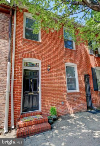 424 S Wolfe Street, BALTIMORE, MD 21231 (#MDBA471378) :: Blue Key Real Estate Sales Team