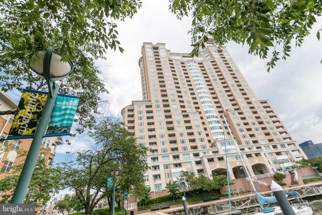 100 Harborview Drive #714, BALTIMORE, MD 21230 (#MDBA471440) :: ExecuHome Realty