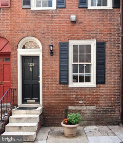 1226 Chancellor Street, PHILADELPHIA, PA 19107 (#PAPH803812) :: Erik Hoferer & Associates