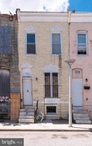612 N Glover Street, BALTIMORE, MD 21205 (#MDBA471514) :: The Gold Standard Group