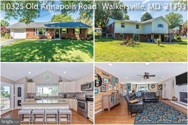 10325 Old Annapolis Road, WALKERSVILLE, MD 21793 (#MDFR247760) :: Arlington Realty, Inc.