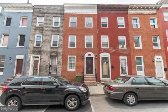927 Bennett Place, BALTIMORE, MD 21223 (#MDBA471552) :: Homes to Heart Group