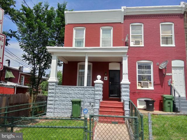2672 Lehman Street, BALTIMORE, MD 21223 (#MDBA471596) :: Five Doors Network
