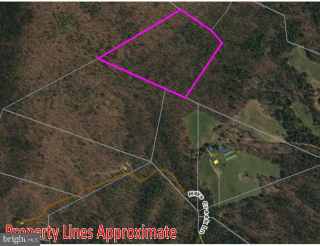 0 Mays Creek Lane, BERGTON, VA 22811 (#VARO100856) :: AJ Team Realty