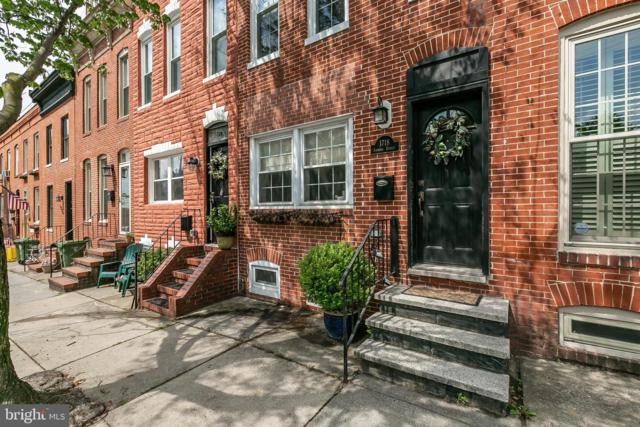 1718 Johnson Street, BALTIMORE, MD 21230 (#MDBA471620) :: The Miller Team