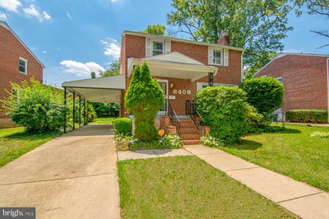 6408 Laurel Drive, BALTIMORE, MD 21207 (#MDBC460674) :: AJ Team Realty