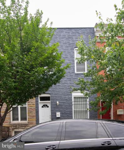 222 N Collington Avenue, BALTIMORE, MD 21231 (#MDBA471662) :: The Miller Team
