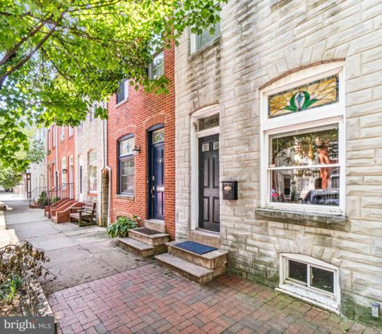1923 Bank Street, BALTIMORE, MD 21231 (#MDBA471664) :: Blue Key Real Estate Sales Team