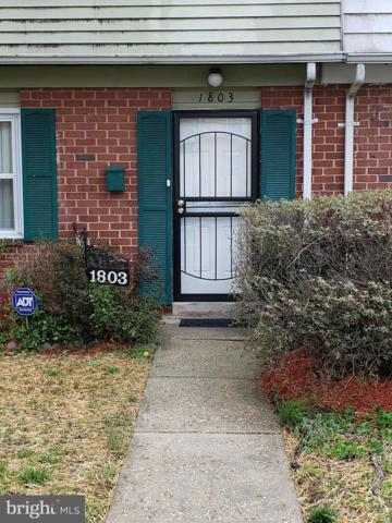 1803 Palmer Park Road, LANDOVER, MD 20785 (#MDPG531236) :: The Maryland Group of Long & Foster Real Estate