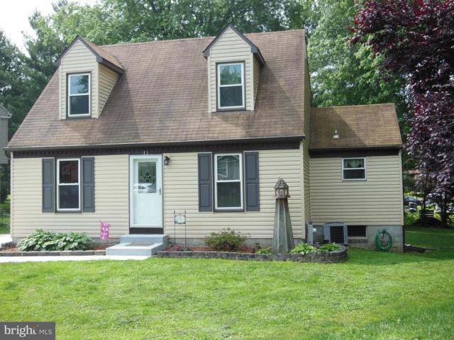 11 Peabody Court, BEL AIR, MD 21014 (#MDHR234250) :: The Dailey Group