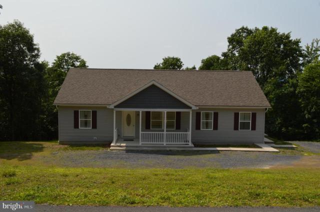 2436 Donaldson Loop Road, FORT ASHBY, WV 26719 (#WVMI110278) :: Browning Homes Group