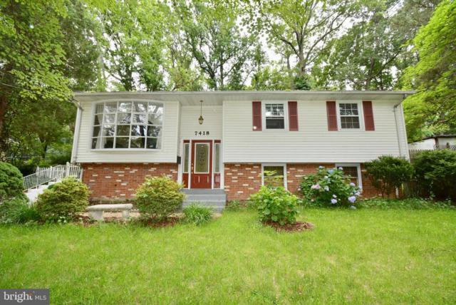 7418 Highland Street, SPRINGFIELD, VA 22150 (#VAFX1068210) :: Advance Realty Bel Air, Inc