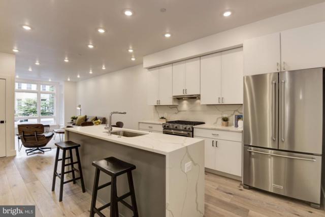81 U Street NW Unit A, WASHINGTON, DC 20001 (#DCDC430176) :: Crossman & Co. Real Estate