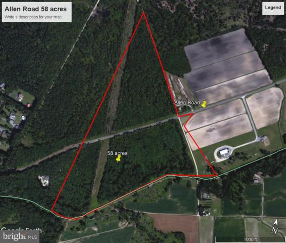 0 Allen Road, EDEN, MD 21822 (#MDWC103674) :: The Daniel Register Group