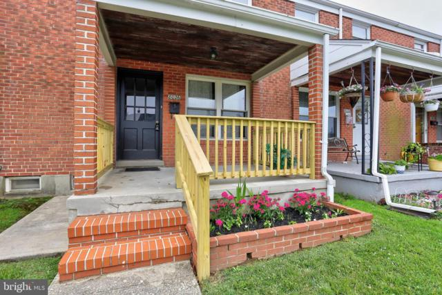 8026 Wallace Road, BALTIMORE, MD 21222 (#MDBC460846) :: The Dailey Group