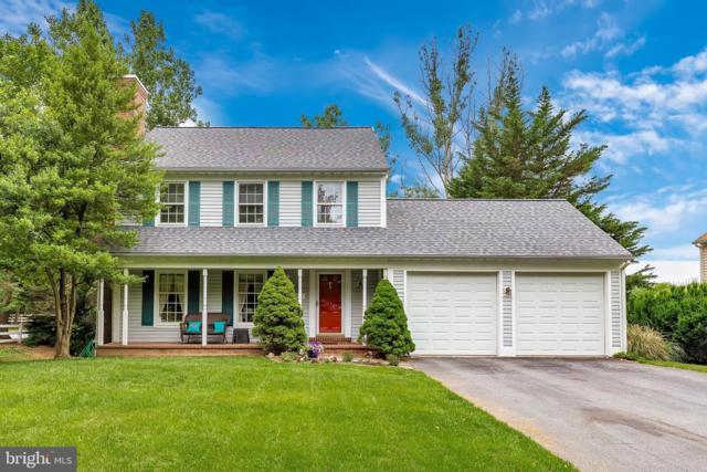 807 Meadow Field Court, MOUNT AIRY, MD 21771 (#MDFR247924) :: Dart Homes