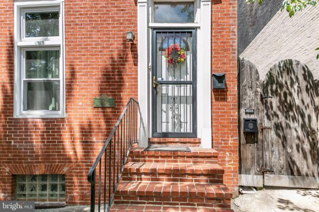 1922 E Pratt Street, BALTIMORE, MD 21231 (#MDBA471870) :: Radiant Home Group