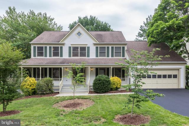 6103 Bluffdale Court, CLIFTON, VA 20124 (#VAFX1068490) :: Browning Homes Group