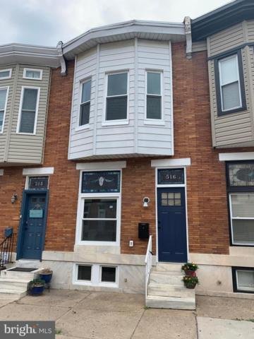 516 S Newkirk Street, BALTIMORE, MD 21224 (#MDBA471902) :: The Sky Group