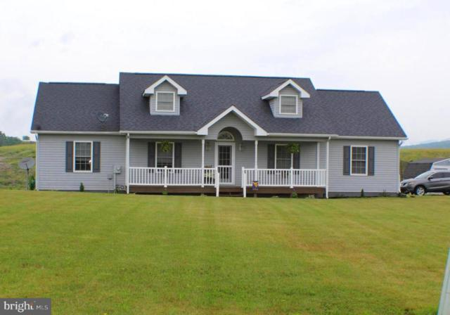100 Windsong Road, LAHMANSVILLE, WV 26731 (#WVGT102880) :: Hill Crest Realty